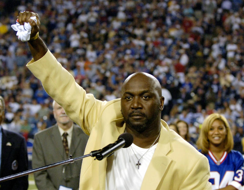 Bills to retire Thurman Thomas' jersey number