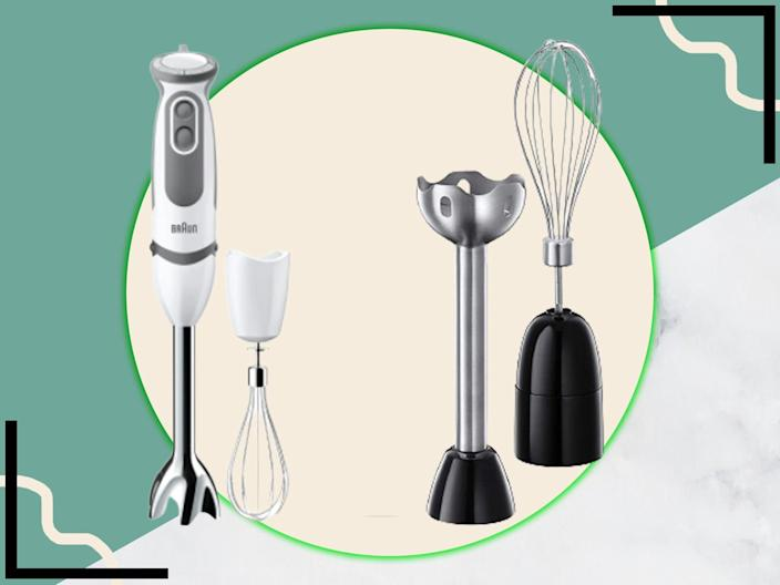 <p>Choose from multipurpose to cordless models, perfect for soups, smoothies and sauces</p> (iStock/The Independent )