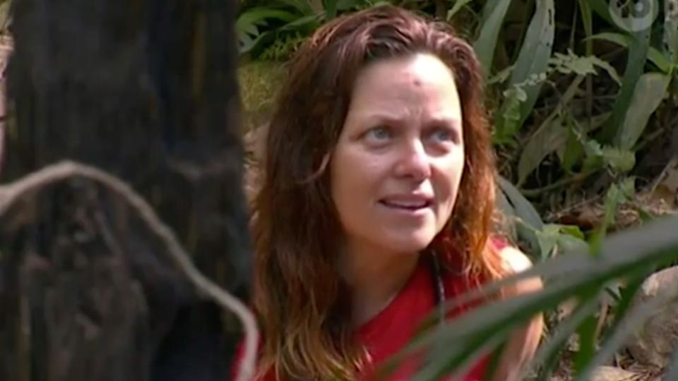 Toni Pearen on I'm A Celebrity... Get Me Out Of Here! 2021