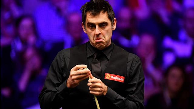 """Snooker is """"weighted towards numpties"""" according to five-time world champion Ronnie O'Sullivan."""