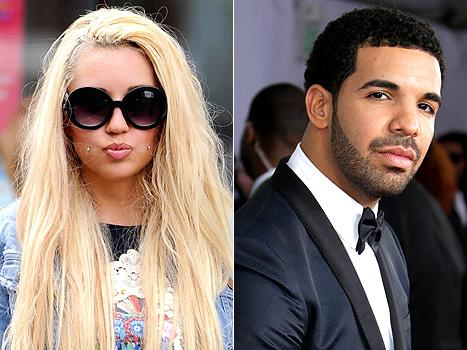 "Amanda Bynes Apologizes to Drake, Says She ""Could Never Marry a German"""