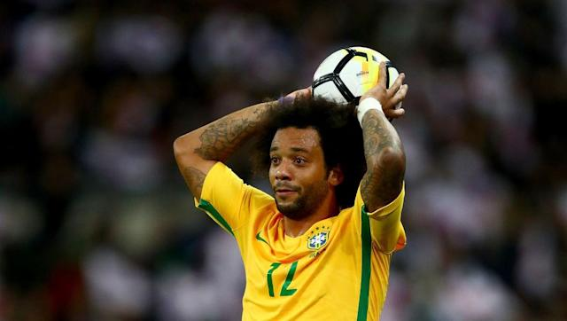 <p>Marcelo has consistently achieved at the highest level. The Brazilian left-back has been a regular for Real Madrid for a decade now and in that time he has won four La Liga titles, and three Champions League winners medals.</p> <br><p>Marcelo has 50 caps for Brazil, and while no World Cup success has come yet, he has one Confederations Cup winners medal from 2013. </p>