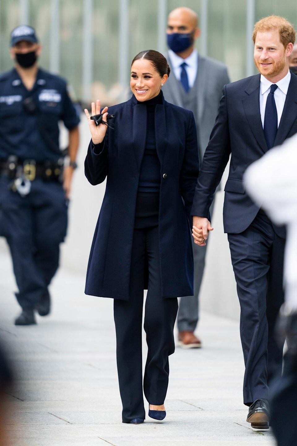 Meghan Markle Just Made a Convincing Case for This Timeless Fall Staple
