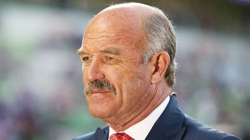 NRL legend Wally Lewis has lashed player agents, saying loyalty is dead in the league and contracts are becoming increasingly meaningless. (Photo by Michael Dodge/Getty Images)