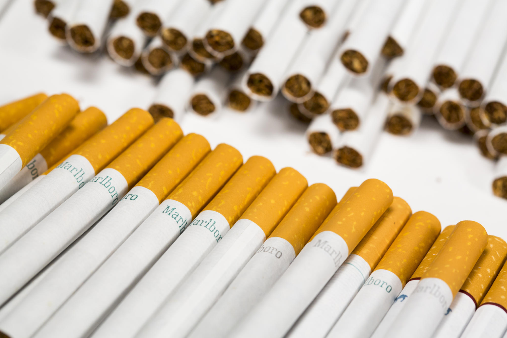 Tobacco giant behind Marlboro to end of cigarette sales in UK within next decade, boss reveals
