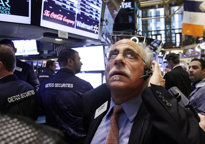 Stocks edge higher; Dow boosted by McDonald's