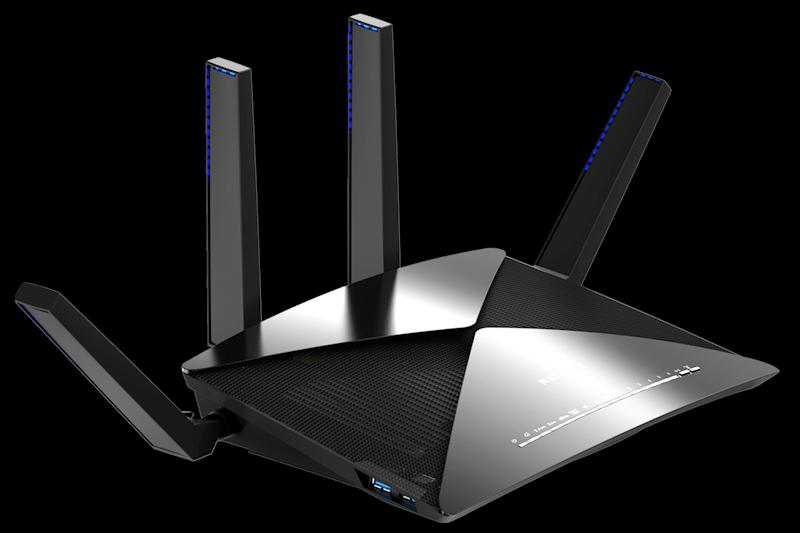 Netgear's new Nighthawk X10 router is crazy fast thanks to Wireless AD tech