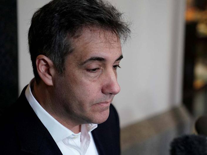 Donald Trump's former personal lawyer, Michael Cohen, is among hundreds of prisoners calling for early release due to coronavirus: REUTERS
