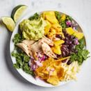 <p>This healthy, super-fast salad recipe swaps out romaine for kale, giving you more than 10 times the vitamin C. Easy flavor hacks like store-bought ranch and pickled jalapeños help make a creamy, tangy and spicy dressing you'll want to drizzle on everything from salad to sliced veggies and shredded poached chicken.</p>