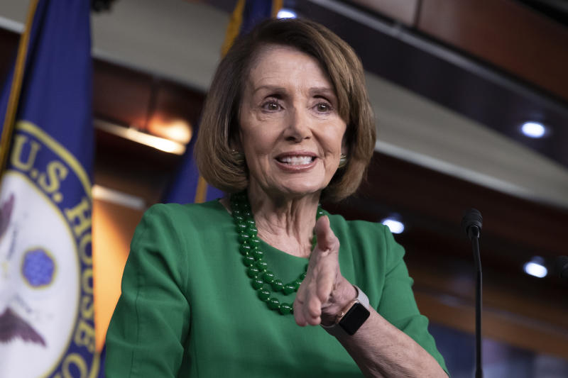 Pelosi agrees to step aside 2022 to appease Democratic rebels