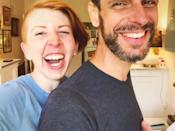 "<p><strong>Names:</strong> Jane & Brandon</p> <p><strong>Ages: </strong>29 & 45<br> <strong>Location:</strong> Columbia, South Carolina<br> <strong>Submitted By:</strong> Jane<br> <br> I started a new relationship on January 1st of 2020. We were taking things pretty slow and enjoying our time together for the first few months. In March, when the pandemic initially hit, we decided to not see each other, thinking it would only be a couple of weeks. But even a week apart was torturous at that time. So we decided to try a ""socially distanced date"" dinner outside at his place. That evening ended being very not socially distanced. </p> <p>It was difficult to navigate the choice to keep seeing one another, and came loaded with plenty of anxiety and guilt over whether we had made an ethical decision. Ultimately, it was the right decision for us, and being each other's ""bubble"" has been really important to getting through this tumultuous year. We do often wonder aloud at how the pandemic has shaped our relationship, and sometimes there is a lot of frustration tied into it. Not being able to get out and experience the world together sucks. But especially last summer, we worked hard to keep things fun and exciting within our apartments. He built us an epic pillow fort in his living room, we had a country-themed date night, I threw us a two-person party complete with helium balloons, gift bags and a piñata.</p> <p>In some ways, it's great: we know that we love each other because we have shared real intimacy without the distraction of the outside world.</p>"