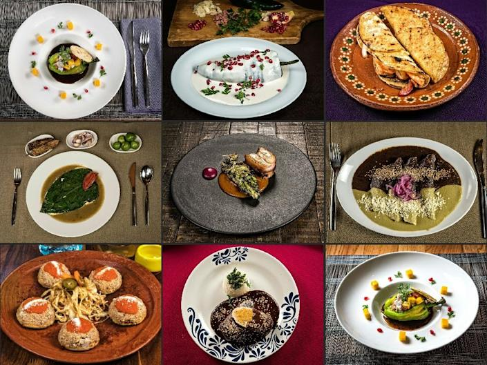 Top chefs are increasingly embracing and promoting Mexico's richly varied regional cuisine, driving the gastronomic experience to a whole new level (AFP Photo/OMAR TORRES, Omar Torres, Omar TORRES)