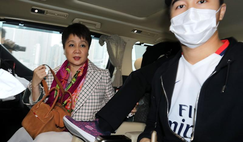 Casino tycoon Stanley Ho in good shape and resting in Hong Kong hospital, wife says, dismissing news of billionaire being seriously ill