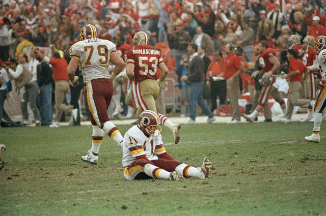 Mark Rypien retired from the NFL in 2001. (AP)