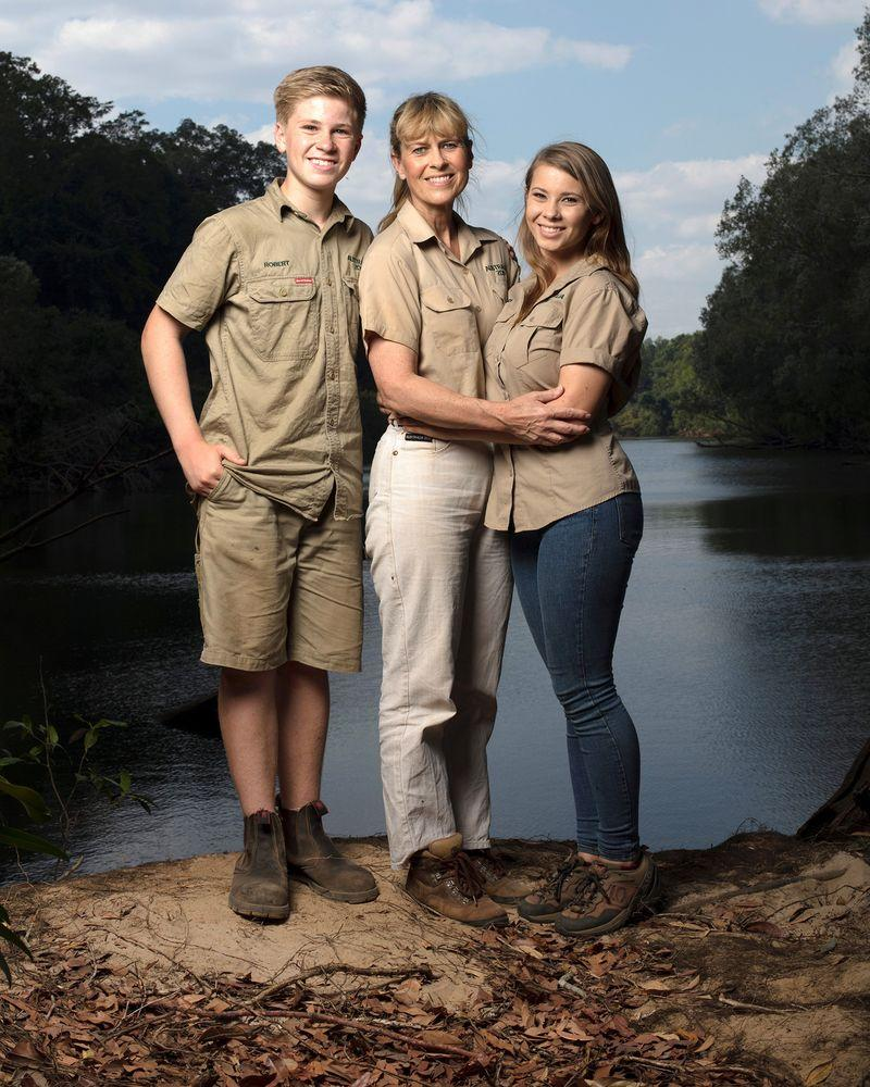 Crikey! It's the Irwins: Insid...