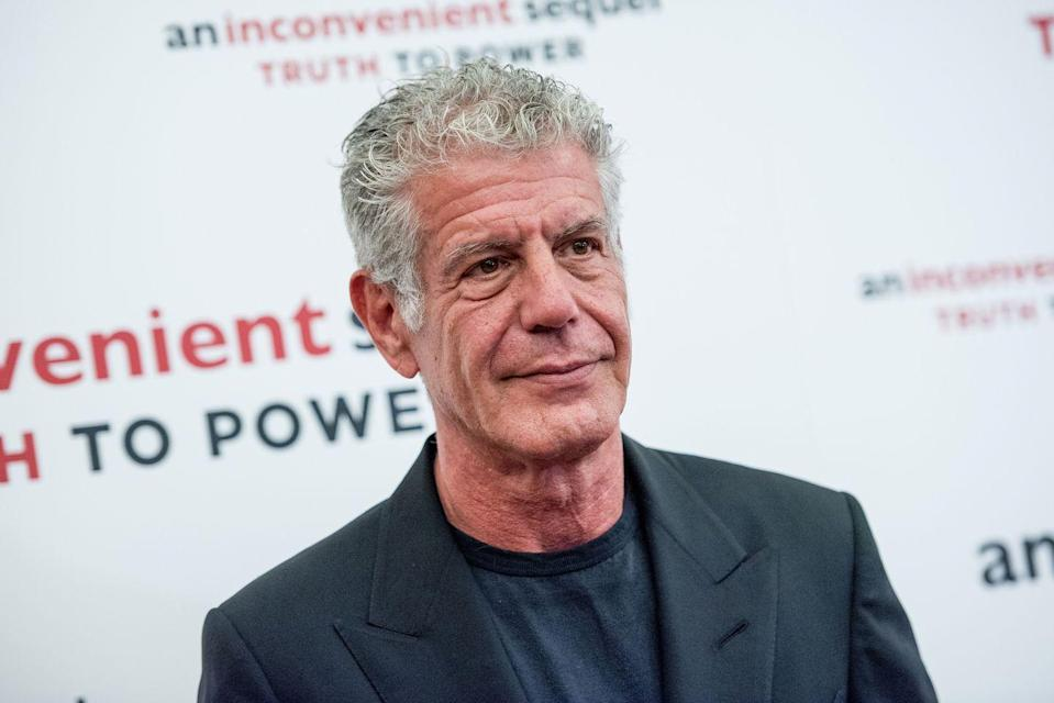 """<p>While Bourdain still drank alcohol, he quit smoking after becoming a father and stopped doing drugs before that. Of his former addiction, <a href=""""http://www.reddit.com/r/IAmA/comments/197ji0/i_am_anthony_bourdain_ask_me_anything/?sort=confidence"""" rel=""""nofollow noopener"""" target=""""_blank"""" data-ylk=""""slk:he wrote on Reddit"""" class=""""link rapid-noclick-resp"""">he wrote on Reddit</a>: """"Most people who kick heroin and cocaine have to give up on everything. Maybe 'cause my experiences were so awful in the end, I've never been tempted to relapse.""""<br></p>"""