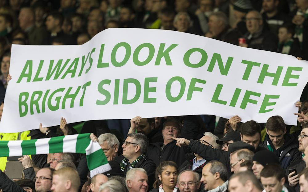 Celtic-Celtic targeting more success next season regardless of whether title party starts this weekend - Credit: Rex Features