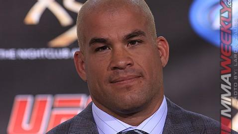 Tito Ortiz Steps Down as Cris Cyborg's Manager