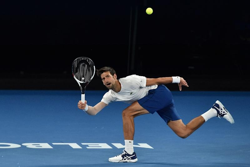 Australian Open 2018: Roger Federer, Novak Djokovic Ease Into Second Round