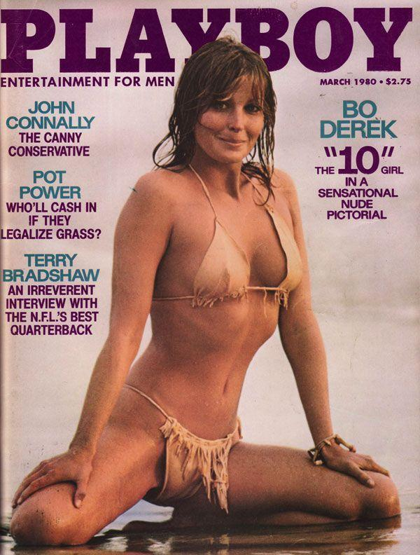 <p><strong>Issue: </strong>March 1980</p><p>Bo Derek has always been a perfect 10—so she was a natural fit for <em>Playboy</em>. </p>