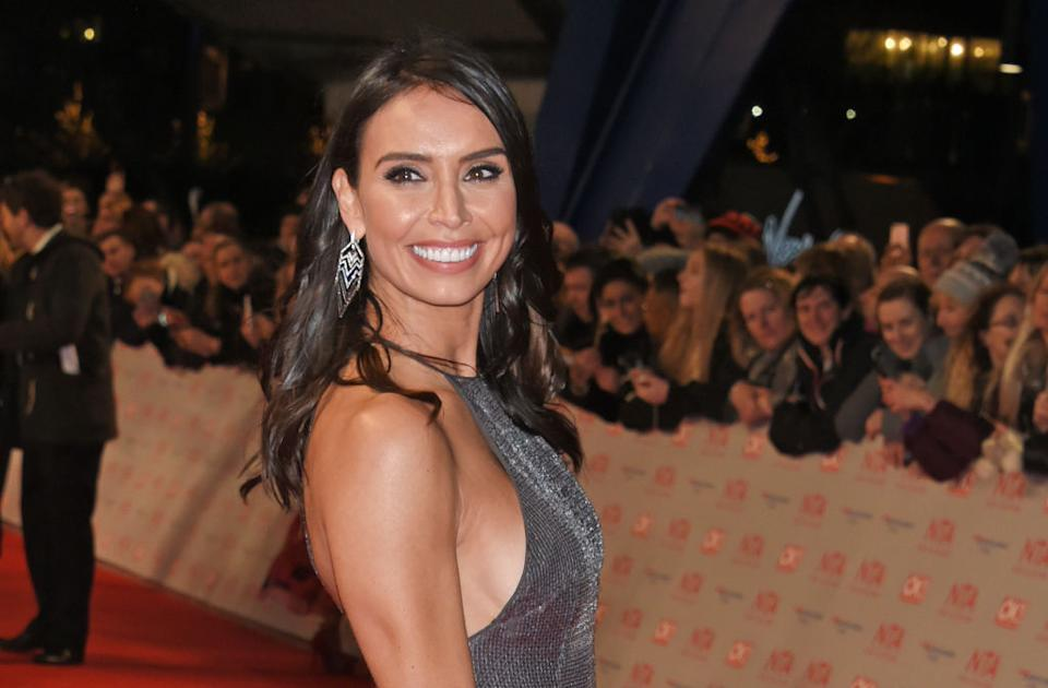Christine Lampard has opened up about the impact lockdown has had on her daughter, pictured in 2018. (Getty Images)