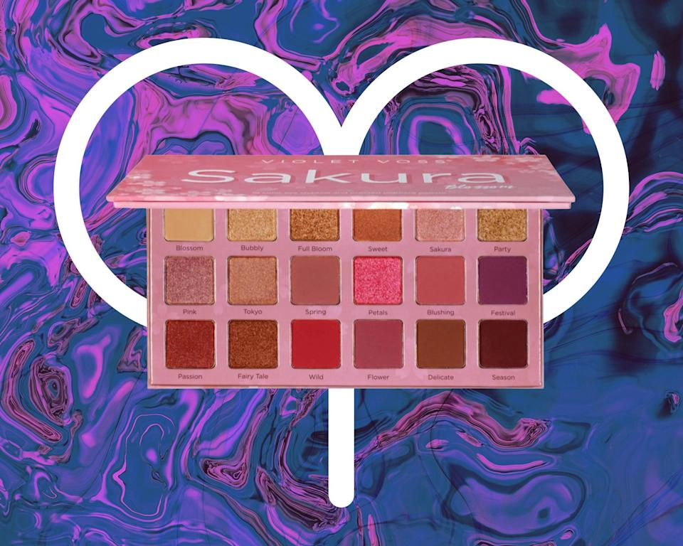 "<h1 class=""title"">August Aries Horoscope - Violet Voss Sakura Blossom Eyeshadow and Pressed Pigment Palette</h1> <div class=""caption""> <em>All products featured on Allure are independently selected by our editors. When you buy something through our retail links, we may earn an affiliate commission.</em> </div> <cite class=""credit"">Courtesy of brand / Allure: Rosemary Donahue</cite>"