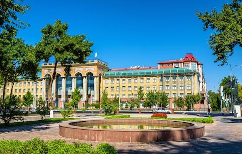 Tashkent, the cheapest city in the world to live in - Credit: leonid andronov