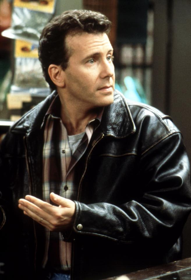 """<span style=""""font-weight:bold;"""">Paul Reiser </span>as Paul Buchman, """"Mad About You"""" (1992-1999)<br><br>Outstanding Lead Actor in a Comedy Series<br><br>0 wins, 6 consecutive nominations (1993-1999)"""