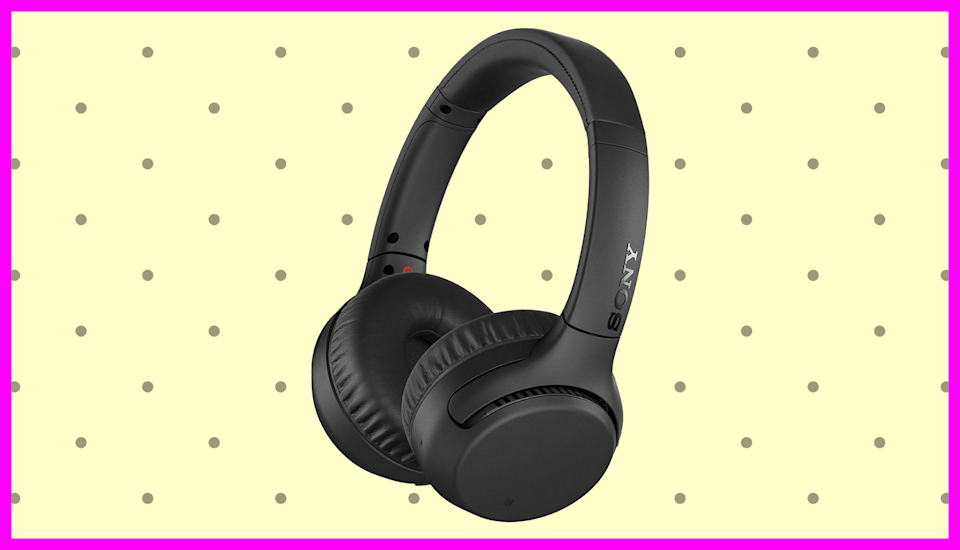 Save 40% on these Sony WH-XB700 Wireless & # x002018;  Extra Bass & # x002019;  Bluetooth headset.  (Photo: Amazon)
