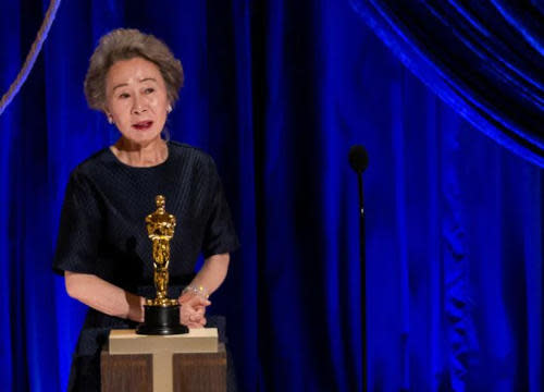 Youn Yuh-jung is already a famous actress in South Korea prior to her Oscar win