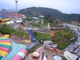 Fox To Build Theme Park In Malaysia