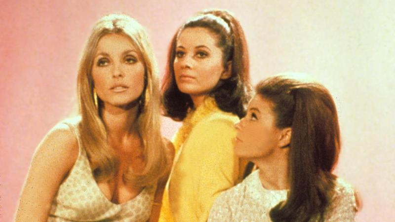 Editorial use only. No book cover usage. Mandatory Credit: Photo by Snap Stills/Shutterstock (1931515o) Sharon Tate, Barbara Parkins, Patty Duke Valley of the Dolls - 1967