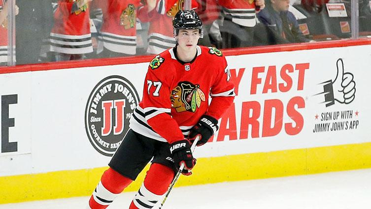 Blackhawks won't loan Kirby Dach to Canada for 2020 World Juniors