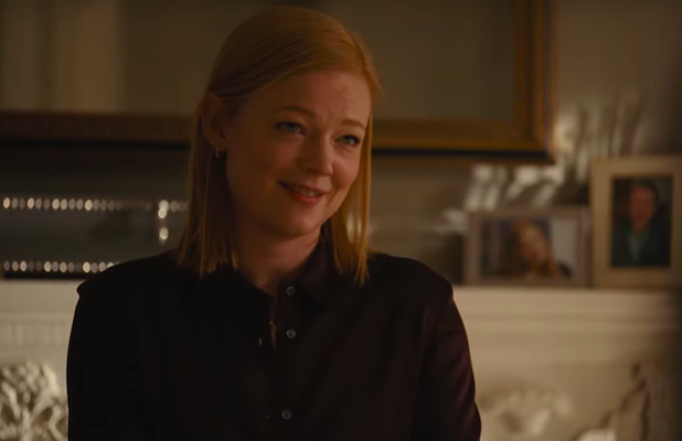 'Succession' Star Sarah Snook Is Very Excited for You to Meet the Roys' 'Blue Blood' Rivals