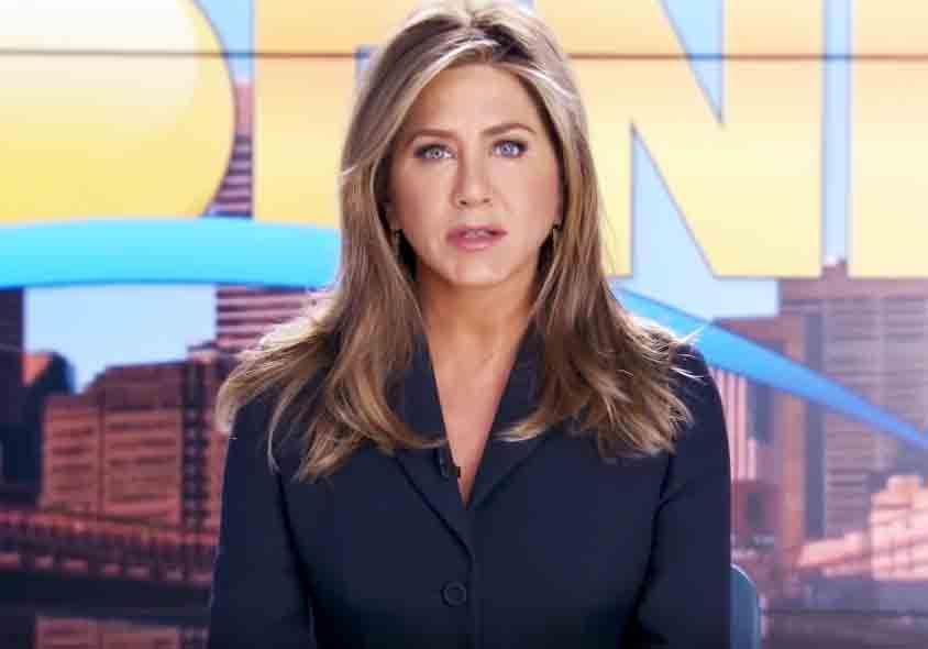 <p>Next up, Jen is taking her talents to AppleTV+ to star alongside Reese Witherspoon in <em>The Morning Show</em>, a series about the behind-the-scenes drama of a fictional morning news show.</p>