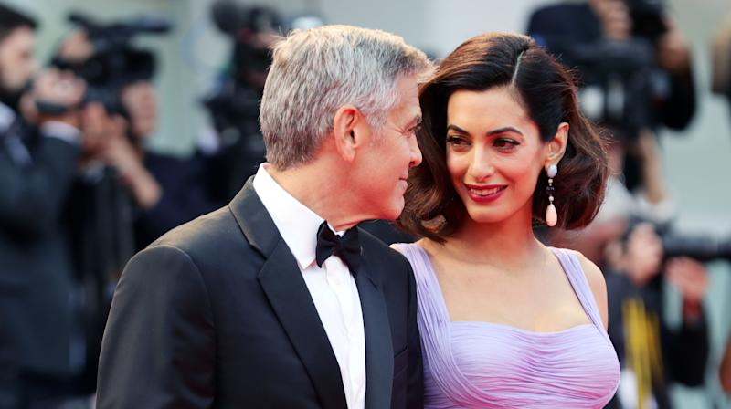 George And Amal Clooney Didn't Want 'Ridiculous Hollywood Names' For Twins