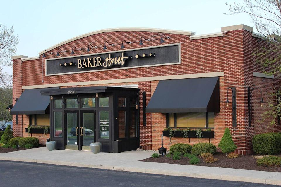 "<p><strong>Fort Wayne, Indiana</strong></p><p>There's nothing like brick walls and elegant drapery when you want to set the perfect mood for date night. <strong><a href=""https://www.bakerstreetfortwayne.com/"" rel=""nofollow noopener"" target=""_blank"" data-ylk=""slk:BakerStreet"" class=""link rapid-noclick-resp"">BakerStreet</a></strong> does the work for you, while also featuring weekly specials and a gluten-free menu to cater to adventurers and picky eaters alike. </p>"