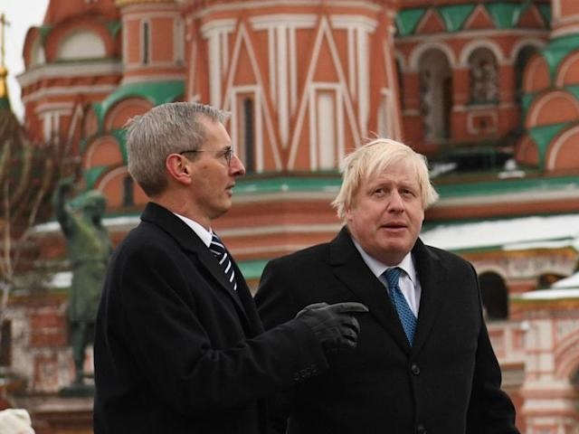 Boris Johnson comparing Russia World Cup to Hitler and the 1936 Olympics is 'offensive and unacceptable', says Putin spokesman