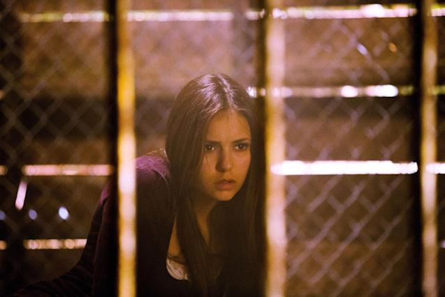 "Nina Dobrev as Elena in ""Growing Pains,"" the Season 4 premiere episode of ""The Vampire Diaries."""