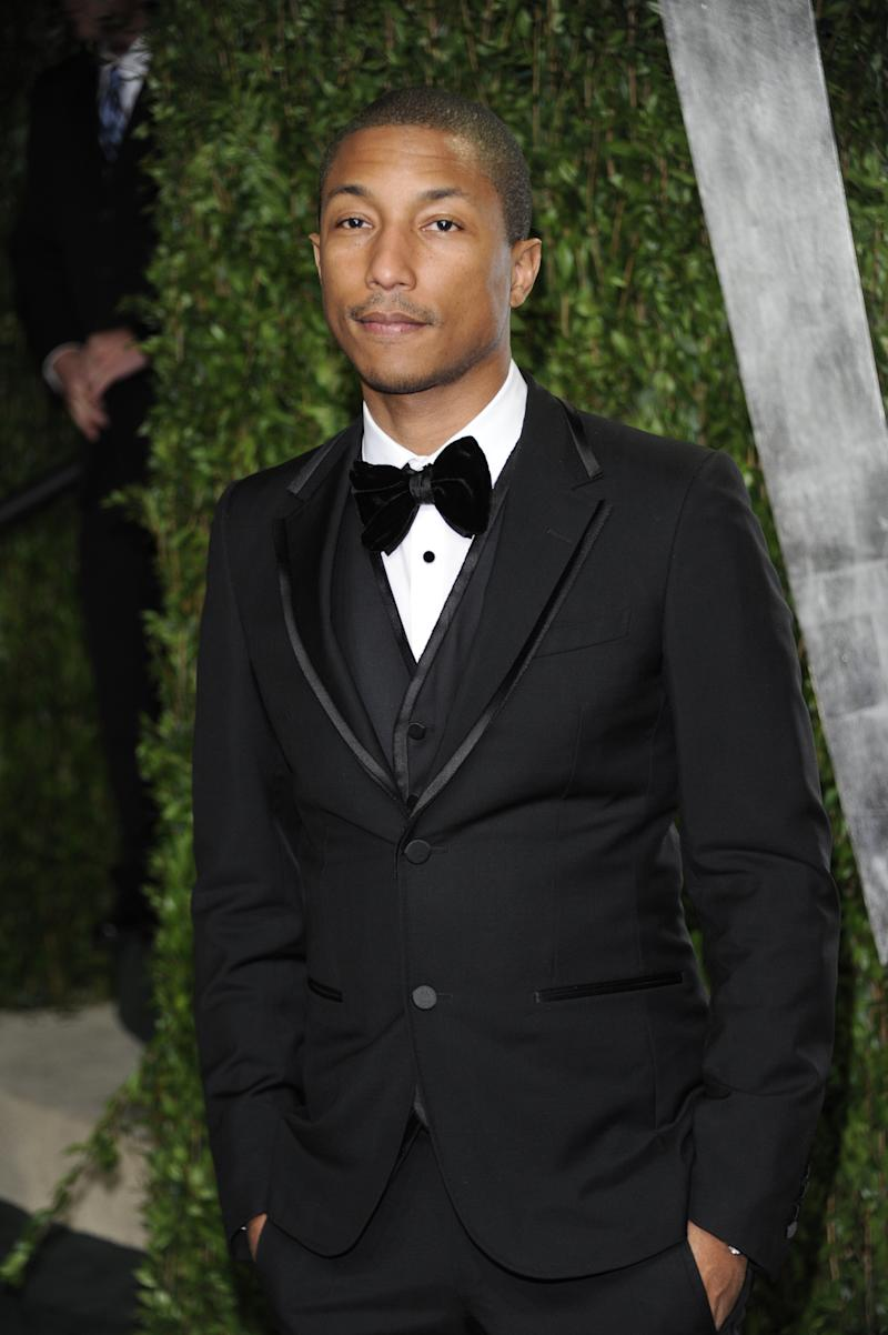 Pharrell talks about battle over 'Blurred Lines'