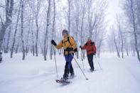 "<div class=""caption-credit"">Photo by: Thinkstock</div><b>8. Salt Lake City, UT</b> <br> It's no surprise The Crossroads of the West is the eighth-best city for fitness. Salt Lake City offers year-round outdoor adventure, from snowshoeing, snowboarding, snowmobiling and skiing, to hiking and biking around Bonneville Shoreline Trail. <br>"