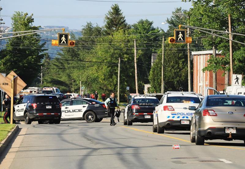 Two officers among four killed in N.B. shooting: 'This is the worst moment'