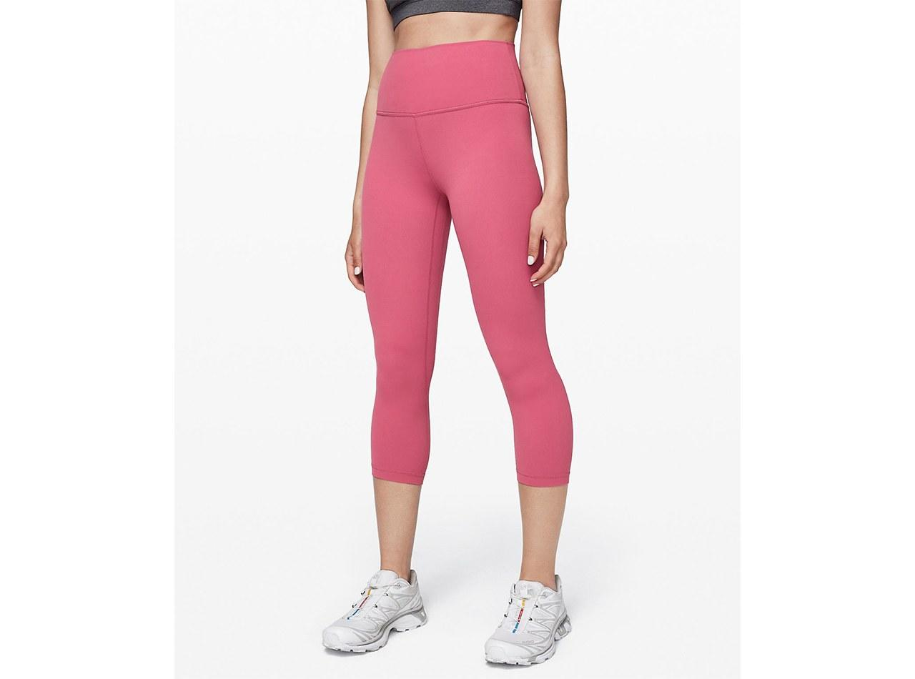 "<p>""Anyone under 5'3 knows how hard it is to find a pair of <a href=""https://www.self.com/gallery/cropped-capri-leggings-short-women?mbid=synd_yahoo_rss"">cropped leggings</a> that are actually 'cropped,' but lately I've been swearing by these Lululemon ones from their Align collection. Petite sizes rejoice: They have a 21"" inseam, are high-waisted, and made from the softest, most buttery fabric you'll find. Trust me, they're <em>so</em> worth it."" —Talia Abbas, editorial assistant</p> <p><em>Available in 14 colors and in sizes 0 to 14.</em></p> <p><strong>Buy it:</strong> $88, <a href=""https://shop.lululemon.com/p/women-crops/Align-Crop-21/_/prod8780491?color=38336"" rel=""nofollow"">lululemon.com</a></p>"