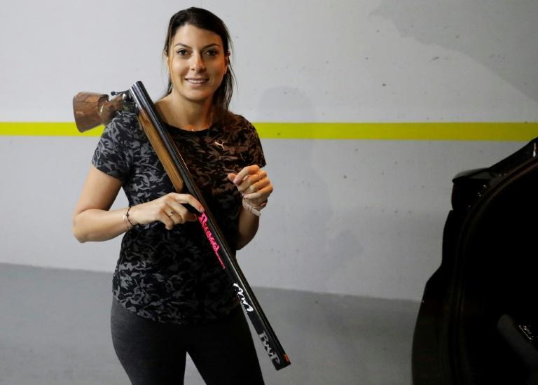 Bassil will be competing at her third Olympic Games