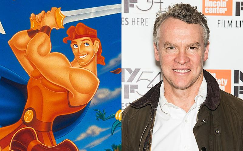 Tate Donovan – Hercules in 'Hercules' (1997) - Credit: Rex/Getty