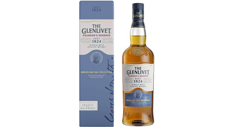 The Glenlivet Founder's Reserve Single Malt Scotch Whisky, 70cl