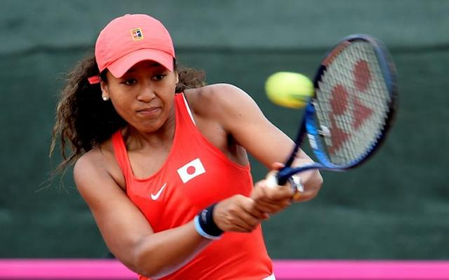 Japan's Naomi Osaka has become the world's highest-paid female athlete, Forbes magazine said Friday (AFP Photo/JOSE JORDAN)