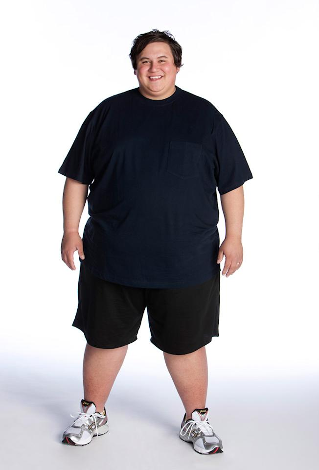 """Sean Algaier competes on the eighth season of <a href=""""/biggest-loser/show/37103"""">""""The Biggest Loser.""""</a>"""