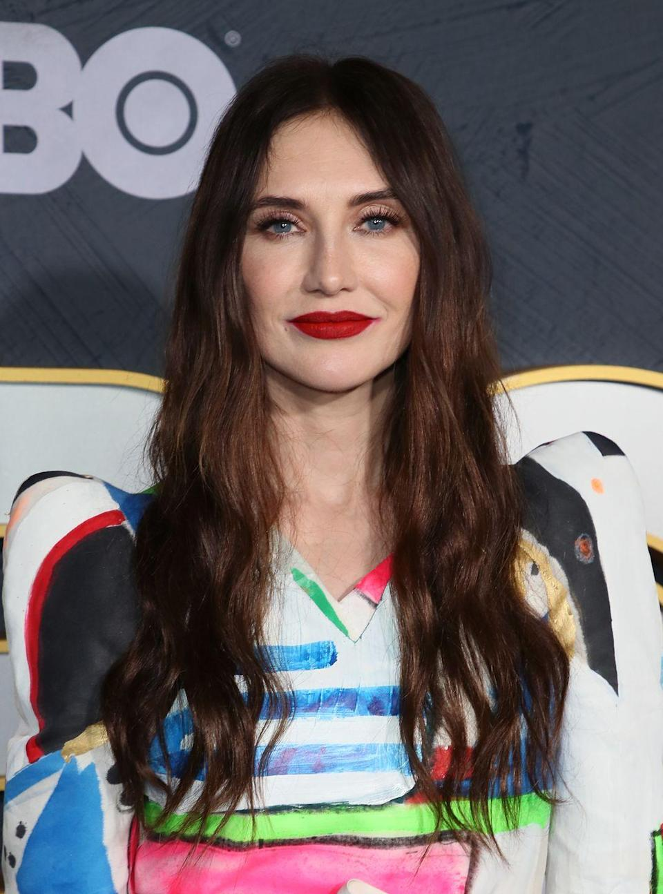 """<p><strong>The role: </strong><a href=""""https://www.bustle.com/p/carice-van-houten-was-asked-to-play-cersei-game-of-thrones-before-being-cast-as-melisandre-18755051"""" rel=""""nofollow noopener"""" target=""""_blank"""" data-ylk=""""slk:Cersei Lannister"""" class=""""link rapid-noclick-resp"""">Cersei Lannister</a> in <em>Game of Thrones</em></p><p><strong>Who *actually* played it:</strong> Lena Headey </p><p><strong>The role they played instead: </strong>Melisandre </p><p>Houton said that she was asked to audition for the part of Cersei, but she couldn't do it because she was shooting something else. She was then offered the role of Melisandre, and said that """"Lena couldn't be a better Cersei.""""<br></p>"""