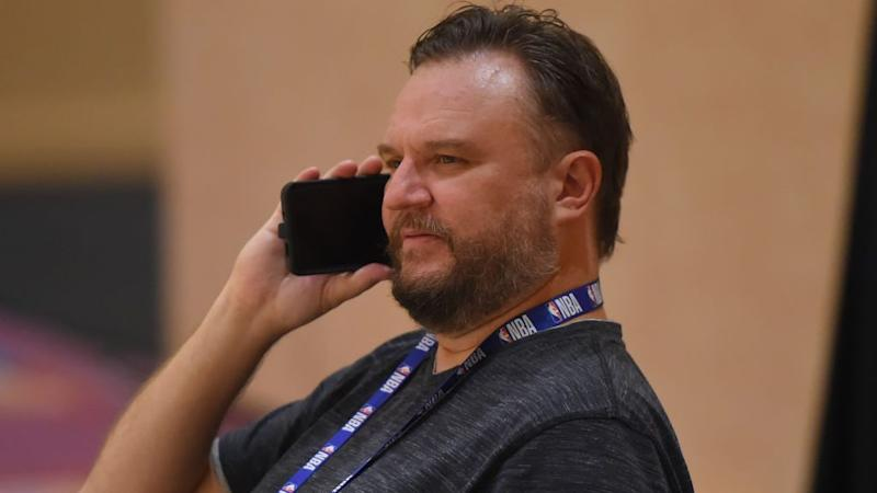 Report: Daryl Morey, after resigning from Rockets, wants another NBA job